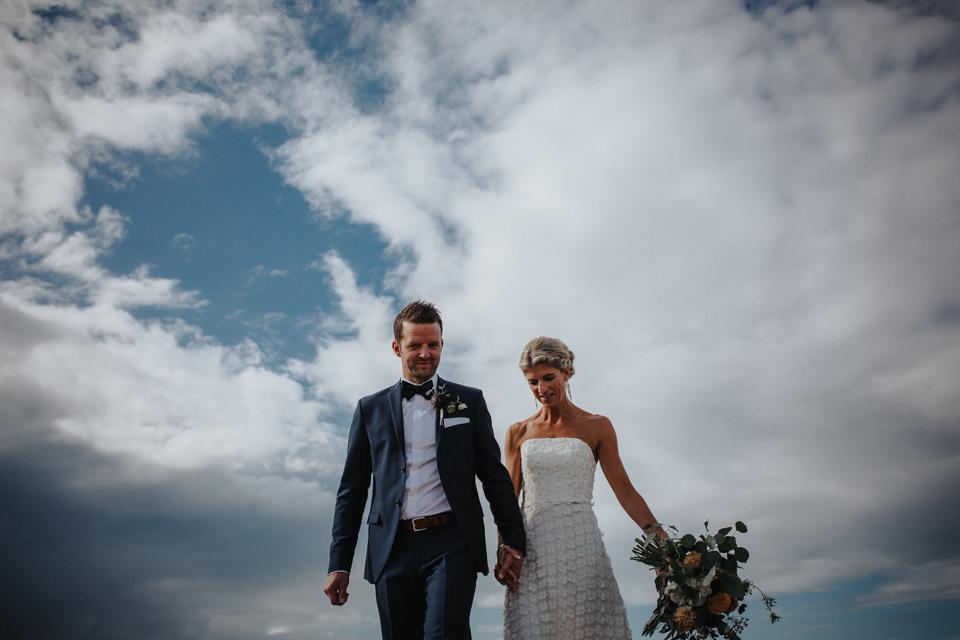 Bröllop i Mölle